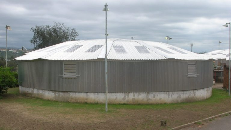 Digester cover